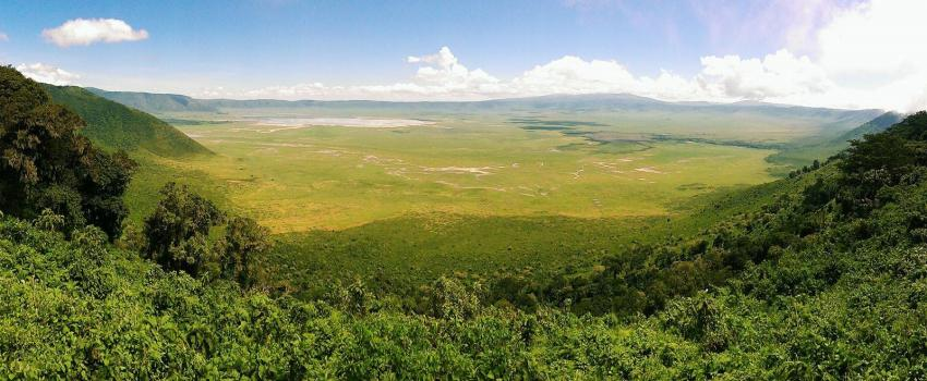 The Ngorongoro Crater The 8th Wonder of the world